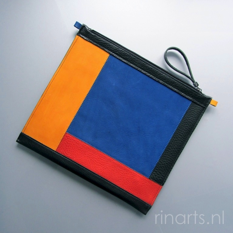 De STIJL: inspiration for leather craft