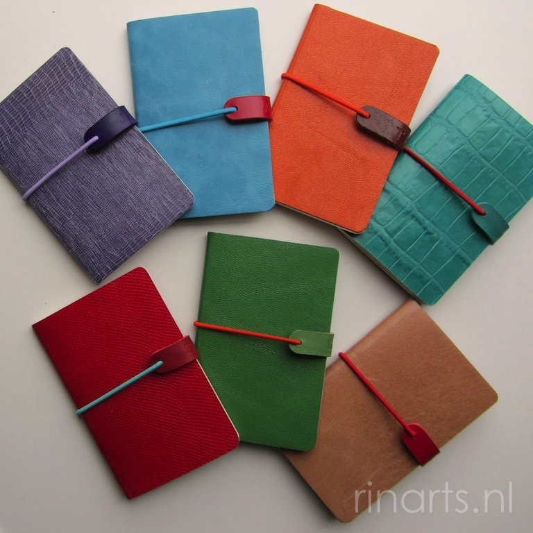 Christmas gift ideas 2014 (4) Leather Notebooks